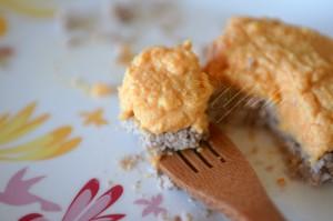 торта с кокос и сурова тиква