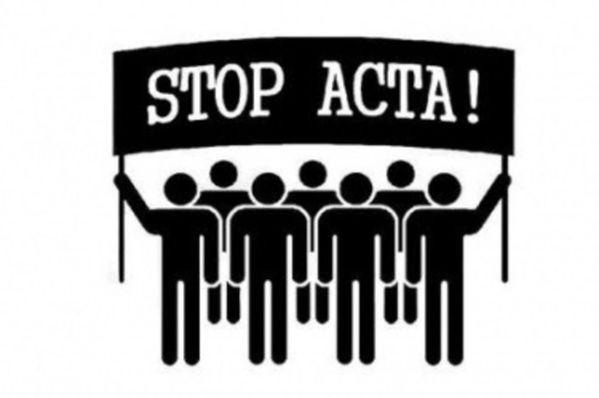 protest sreshtu ACTA