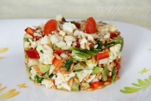 Salata sus spelta