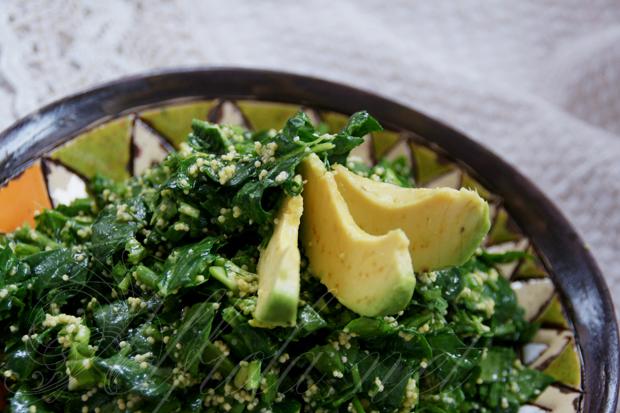 """Salata """"Zeleno proso"""""""